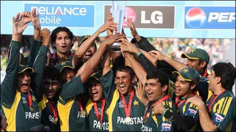 Pak champion