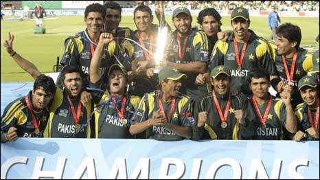 Pakistan T20 Champion