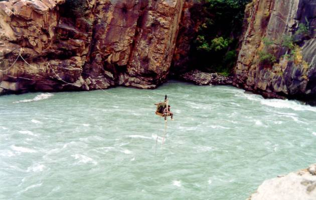 Chairlift Ahoy!: The Gilgit River