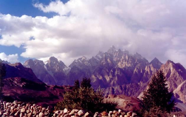 Cathederal Peaks