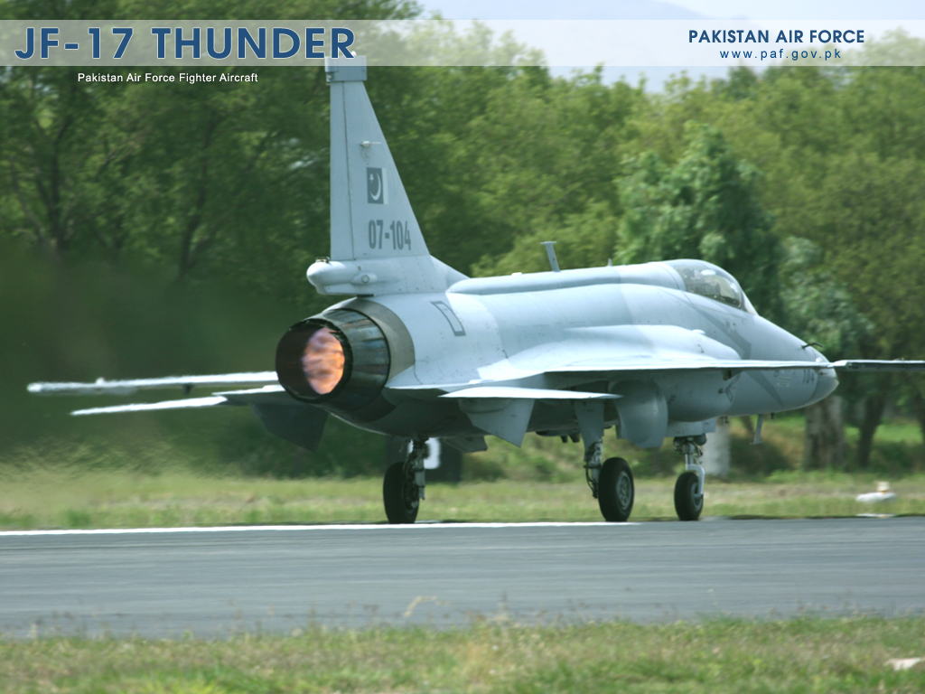 Joint Fighter-17 (JF-17) Thunder Jf17