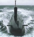PN Submarine Humza