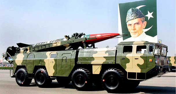 pakistan nuclear missile US Plan to Control Over Pakistans Nuclear Assets after BB Murder