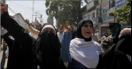 10- Protest in Indian Occupied Kashmir against student killing