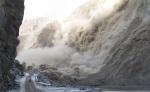 01) Landslide lake in Pakistan