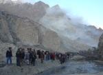 02) Landslide lake in Pakistan