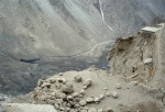 04) Landslide lake in Pakistan