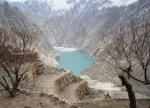 05) Landslide lake in Pakistan