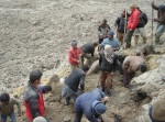 06) Landslide lake in Pakistan