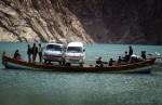 11) Landslide lake in Pakistan