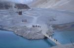 18) Landslide lake in Pakistan